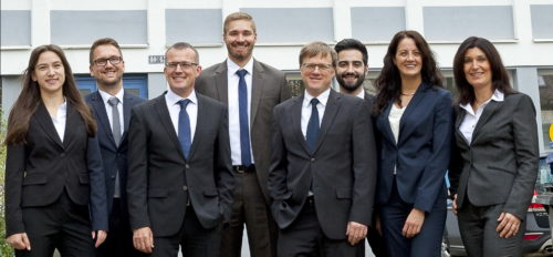 Team der Patentmanufaktur